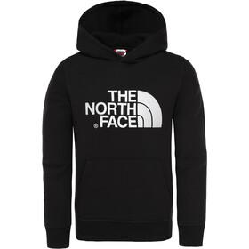 The North Face Drew Peak Pullover Hoodie Kids tnf black/tnf black
